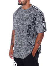 Ecko - Logical Printed S/S Knit (B&T)-2401857