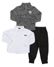 Enyce - 3 PC Sweater Set (2T-4T)-2402872