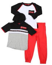 Sizes 8-20 - Big Kids - 3 PC Shirt Set (8-18)-2402884