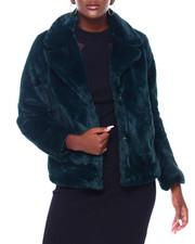 Jou Jou - Faux Fur Jacket-2403474