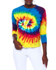 Graphix Gallery - L/S Tie Dye Tee-2403489