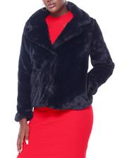 Jou Jou - Faux Fur Jacket-2403459