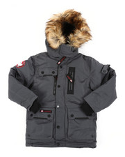 Outerwear - Canada Weather Gear Parka Jacket (8-20)-2403012