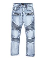 Sizes 8-20 - Big Kids - Moto Jeans (8-20)-2403262