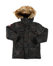 Arcade Styles - Canada Weather Gear Parka Jacket (8-20)-2403608