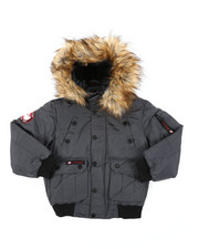 Outerwear - Canada Weather Gear Bomber Jacket (8-20)-2403603