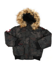 Outerwear - Canada Weather Gear Bomber Jacket (8-20)-2403598