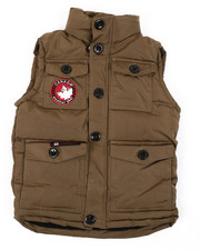Outerwear - Canadian Weather Gear Puffer Vest (8-20)-2403627