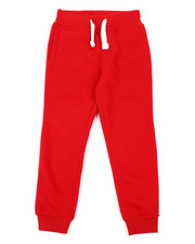 Boys - Basic Fleece Joggers (4-7)-2403643