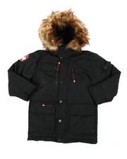 Sizes 8-20 - Big Kids - Canada Weather Gear Parka Jacket (8-20)-2403622