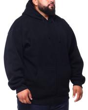 Men - Poly Fleece Hoodie (B&T)-2404111