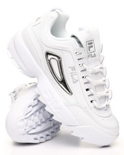 Fila - Disruptor II Metallic Accent Sneakers-2404325