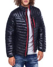 Outerwear - CONTRAST TRANSITIONAL PUFFER-2402782