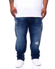Akademiks - 5-Pocket Stretch Jean (B&T)-2389399