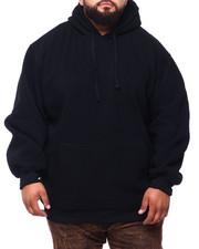 Hoodies - Poly Fleece Hoodie (B&T)-2404099