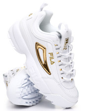 Fila - Disruptor II Metallic Accent Sneakers-2404344