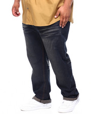 Buyers Picks - Stone Wash, Sand Blast w/ Crinkles Denim Pants (B&T)-2390195