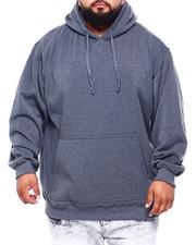 Hoodies - Poly Fleece Hoodie (B&T)-2404090