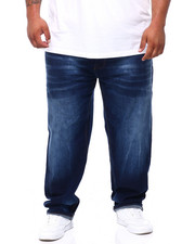 Akademiks - 5-Pocket Stretch Jean (B&T)-2389423