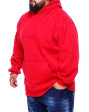 Hoodies - Poly Fleece Hoodie (B&T)-2404094