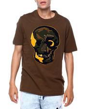 Sean John - Chenille Skull Tee-2403814