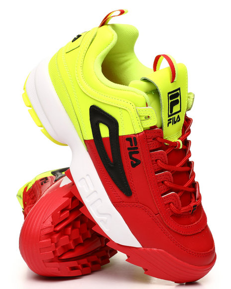 Fila - Disruptor II Split Sneakers