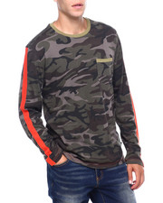 Union Bay - Ripley surplus Camo LS Crew-2403318