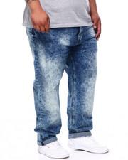 Akademiks - 5-Pocket Stretch Jean (B&T)-2390155