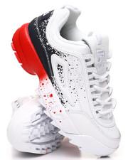 DJPremium - Disruptor II Splatter Sneakers-2403659
