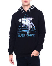 Black Pyramid - Cyber Shark Hoodie-2405565