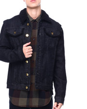 Holiday Shop - Sherpa Trimmed Jacket-2405587