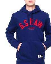 Athleisure for Men - G.S.Raw Hoodie-2405491