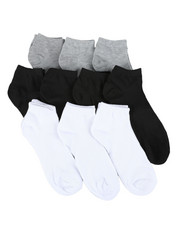DRJ SOCK SHOP - 10 Pack Low Cut Socks-2405284