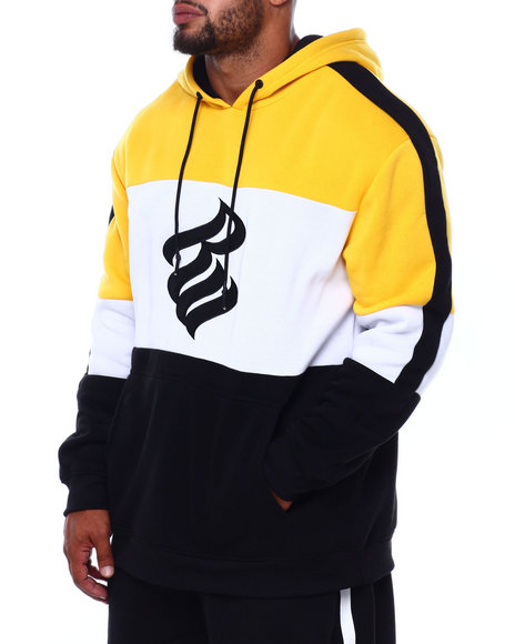 Rocawear - Tournament Pop Hoody (B&T)