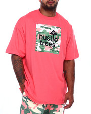 LRG - Hustle Trees Camo S/S Tee (B&T) -2405916