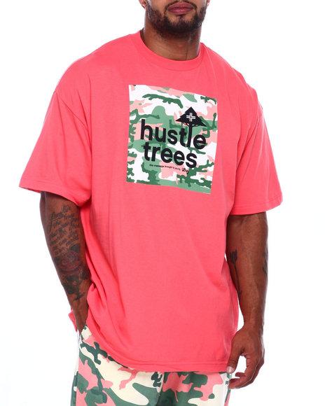 LRG - Hustle Trees Camo S/S Tee (B&T)