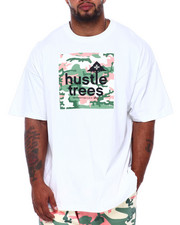 LRG - Hustle Trees Camo S/S Tee (B&T)-2405921