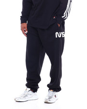 Men - Fleece Jogger W/Chenille Patch (B&T)-2406226