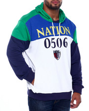 Parish - French Terry P/O Hoody (B&T)-2404532