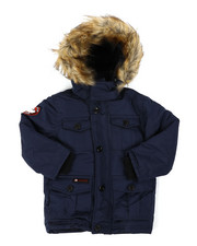 Outerwear - Canada Weather Gear Parka Jacket (4-7)-2404540