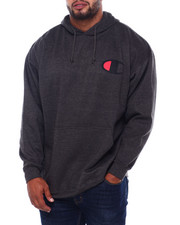 Champion - P/O Hoody W/ Left Chest (B&T)-2404947