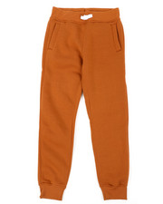 Sweatpants - Basic Fleece Pants (8-20)-2406328