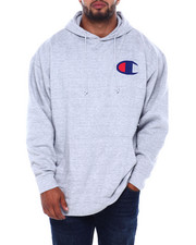 Champion - P/O Hoody W/ Left Chest (B&T)-2406188