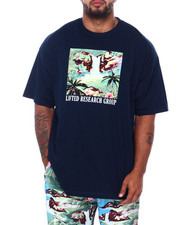 LRG - Waterfall S/S Tee (B&T)-2405896