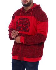 Outerwear - Rhino Edge FZ Hoodie (B&T)-2404030