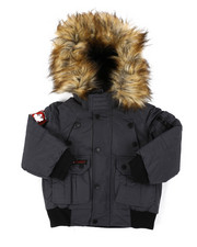 Holiday Shop - Canada Weather Gear Bomber Jacket (4-7)-2404482