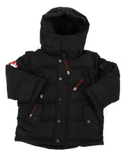 Outerwear - Canada Weather Gear Parka Jacket (2T-4T)-2404456