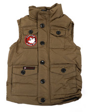 Outerwear - Canadian Weather Gear Puffer Vest (4-7)-2404567