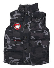Outerwear - Canadian Weather Gear Puffer Vest (8-20)-2404552