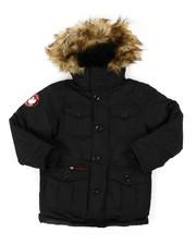 Arcade Styles - Canada Weather Gear Parka Jacket (8-20)-2404585